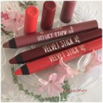Review Novitá essence 2016 Velvet stick matt