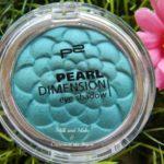 [Recensione] Pearl Dimension Eyeshadow 020 Jade Dimension P2 Cosmetics