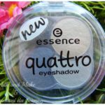 [Recensione] New Essence Quattro Eyeshadow 18 Fly-hi