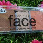[Recensione] Shape Your Face Contouring Palette Essence -10 Ready, set, peach!