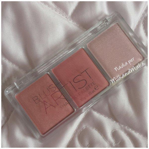 Blush palette catrice n.30