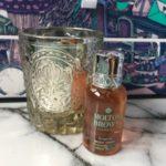 review doccia schiuma Molton Brown natalizia