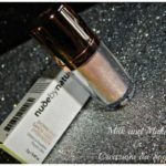 [Recensione] Nude by Nature Shimmering sands loose eyeshadow