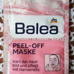 [Recensione] Balea Maschera Viso Peel-Off