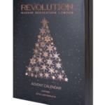 Calendario Avvento 2017- Make up revolution