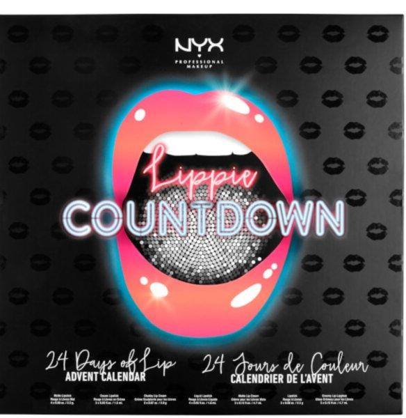 Nyx Calendario Avvento.Calendario Avvento 2017 Nyx Make Up Kiss And Tel