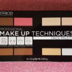 [Recensione] Catrice Professional Make Up Tecniques Face Palette