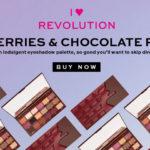 Revolution Beauty Cyber Week, scontissimi!