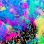Holi Festival- Novitá Colour festival Palette