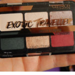 Review Exotic Traveller Palette À Porter Eyeshadow Palette – 030 Wanderlust Catrice