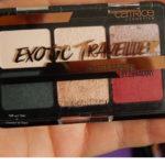 Review Exotic Traveller Palette À Porter Eyeshadow Palette – 030 Wanderlust Catrice