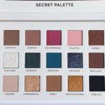 Preview Nuova Nabla Secret Palette