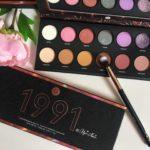 1991 Alycia Marie Palette x BH cosmetics opinione