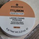 My Skin Perfector Loose Fixing Powder Essence Cosmetics