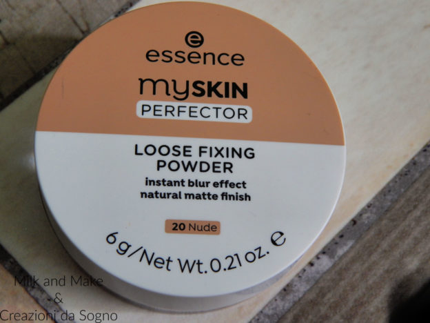 My Skin Perfector Loose Fixing Powder Essence Cosmetics