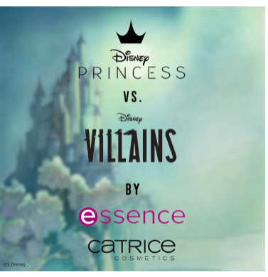 Disney Princess vs Villans Essence