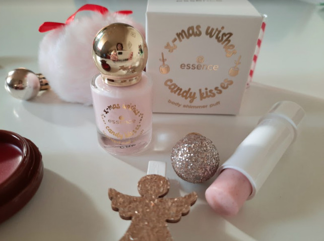 X-mas wishes candy kisses Essence Limited edition