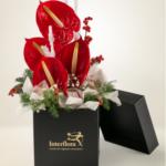 A Natale dillo con i fiori