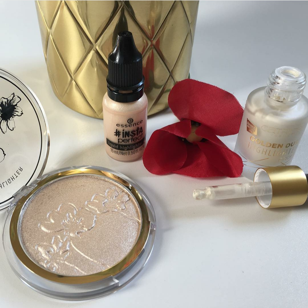 More Than Glow Highlighter Catrice Cosmetics - Review