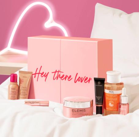 Valentine's box lookfantastic 2021 spoiler e codice sconto