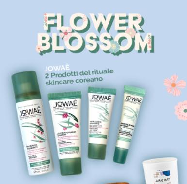 My Beauty box marzo 2021 spoiler-flower blossom