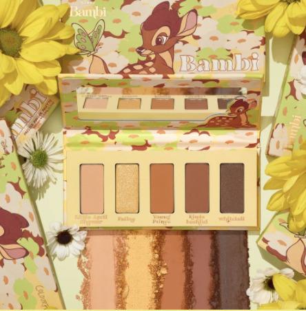 Collezione Bambi Disney x Colour pop preview